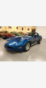 1982 Chevrolet Corvette Coupe for sale 101203930