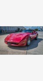 1982 Chevrolet Corvette Coupe for sale 101218449
