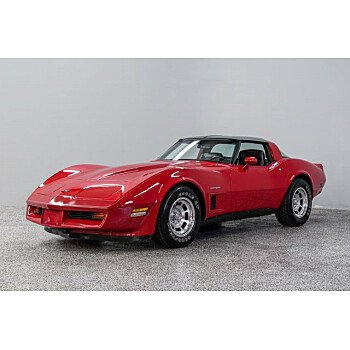 1982 Chevrolet Corvette Coupe for sale 101235657