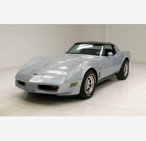 1982 Chevrolet Corvette Coupe for sale 101262987