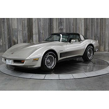 1982 Chevrolet Corvette for sale 101266942
