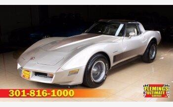 1982 Chevrolet Corvette for sale 101296371