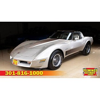 1982 Chevrolet Corvette Coupe for sale 101296371