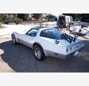 1982 Chevrolet Corvette for sale 101317880