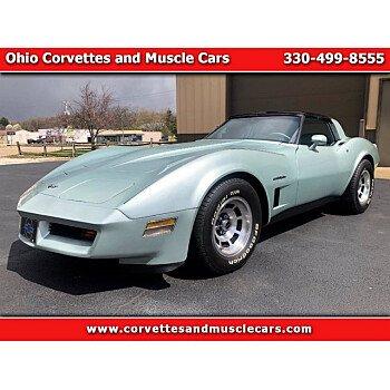 1982 Chevrolet Corvette for sale 101319830