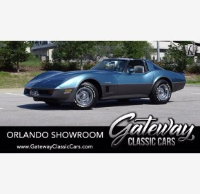 1982 Chevrolet Corvette Coupe for sale 101323432