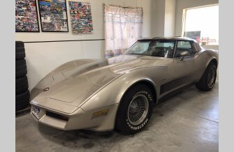 1982 Chevrolet Corvette Coupe for sale 101330077