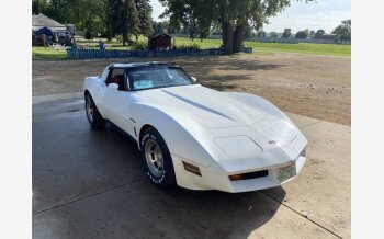 1982 Chevrolet Corvette Coupe for sale 101333741