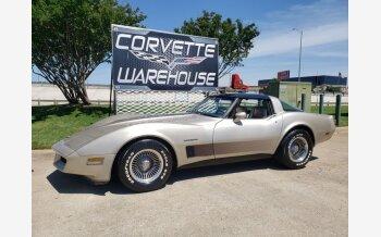 1982 Chevrolet Corvette Coupe for sale 101338674