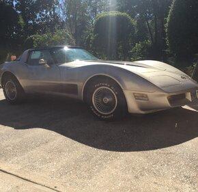 1982 Chevrolet Corvette Grand Sport Convertible for sale 101346312