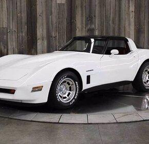 1982 Chevrolet Corvette for sale 101350057