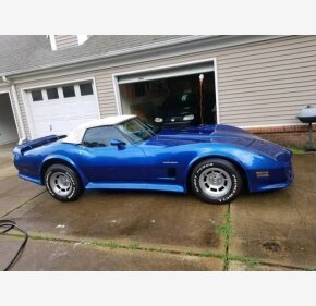 1982 Chevrolet Corvette for sale 101363197
