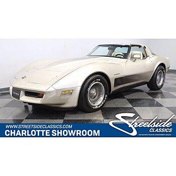 1982 Chevrolet Corvette for sale 101392051