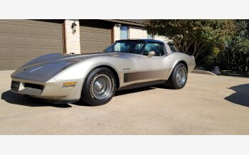 1982 Chevrolet Corvette Coupe for sale 101418941