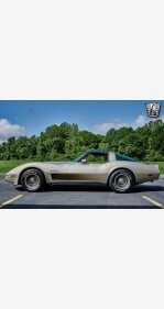 1982 Chevrolet Corvette for sale 101420845