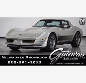1982 Chevrolet Corvette for sale 101435095