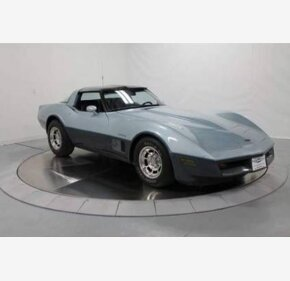 1982 Chevrolet Corvette for sale 101441147