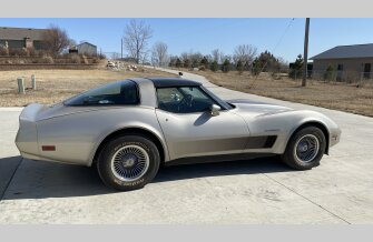1982 Chevrolet Corvette Coupe for sale 101478984
