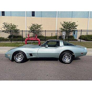 1982 Chevrolet Corvette Coupe for sale 101509343