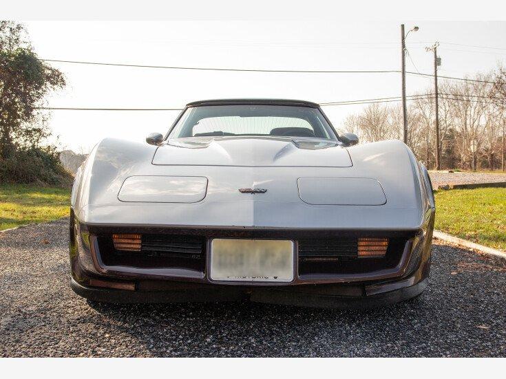 1982 Chevrolet Corvette Coupe for sale 101552235