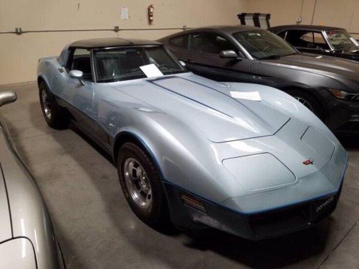 1982 Chevrolet Corvette for sale 101586817
