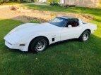 1982 Chevrolet Corvette for sale 101587933
