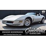 1982 Chevrolet Corvette Coupe for sale 101590579