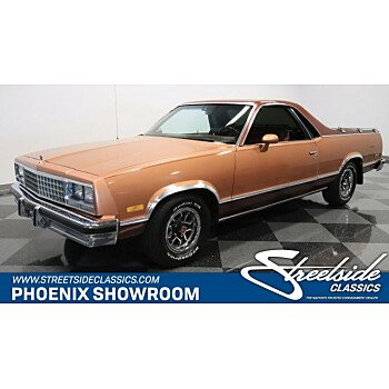 1982 Chevrolet El Camino V8 for sale 101073454
