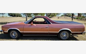 1982 Chevrolet El Camino V8 for sale 101268393