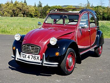 1982 Citroen 2CV for sale 101320269