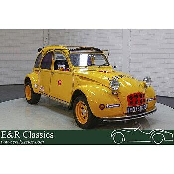 1982 Citroen 2CV for sale 101598388
