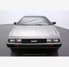 1982 DeLorean DMC-12 for sale 101437751