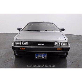 1982 DeLorean DMC-12 for sale 101606287