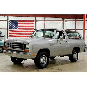 1982 Dodge Ramcharger AW 100 4WD for sale 101188383