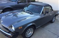 1982 FIAT 2000 Spider for sale 101245056