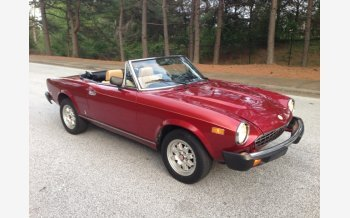 1982 FIAT Other Fiat Models for sale 100975316