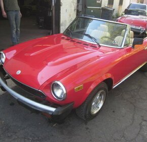 1982 FIAT Other Fiat Models for sale 101327012
