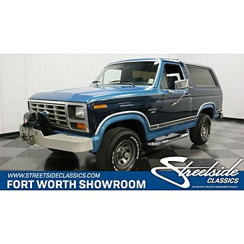1982 Ford Bronco for sale 101305634