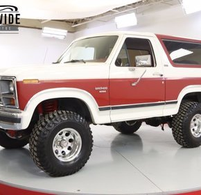 1982 Ford Bronco for sale 101491345