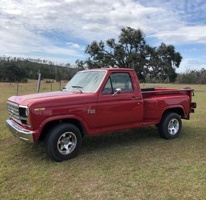1982 Ford F100 2WD Regular Cab for sale 101268629