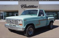1982 Ford F100 2WD Regular Cab for sale 101405531