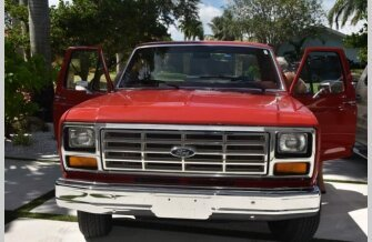 1982 Ford F100 2WD Regular Cab for sale 101550306