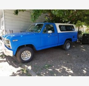 1982 Ford F150 for sale 101354875