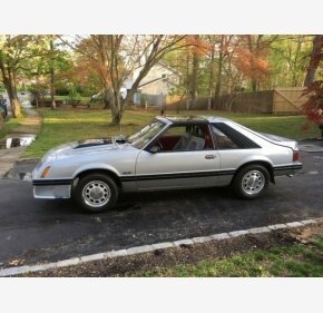 1982 Ford Mustang Hatchback for sale 100911885