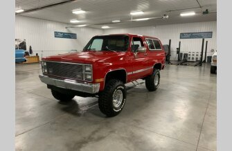 1982 GMC Jimmy 4WD for sale 101191932