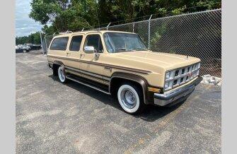 1982 GMC Suburban 2WD for sale 101594626
