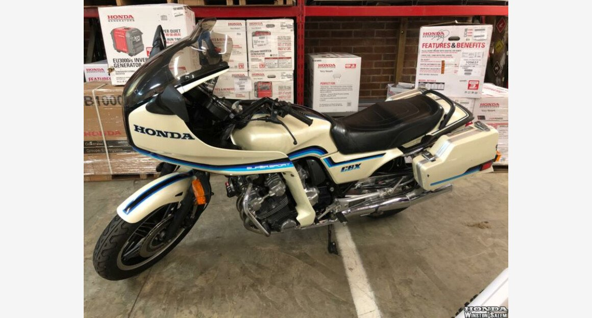 1982 Honda CBX for sale 200647570