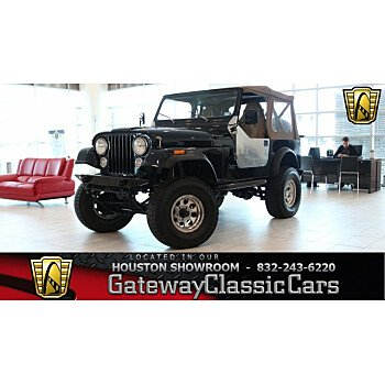 1982 Jeep CJ 7 for sale 101047105