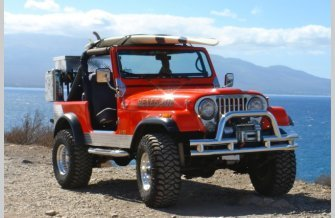 1982 Jeep CJ 7 for sale 101091269