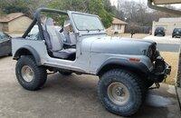 1982 Jeep CJ 7 for sale 101108498